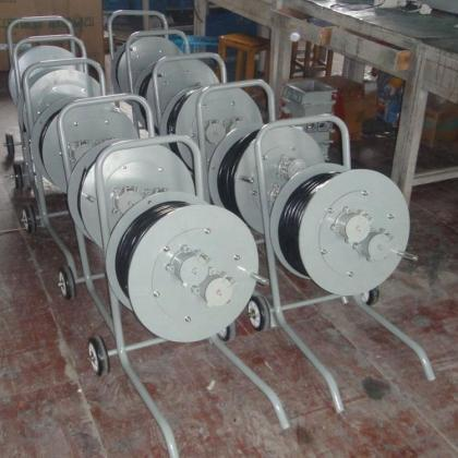 Flame-proof cable reel Move cable r..