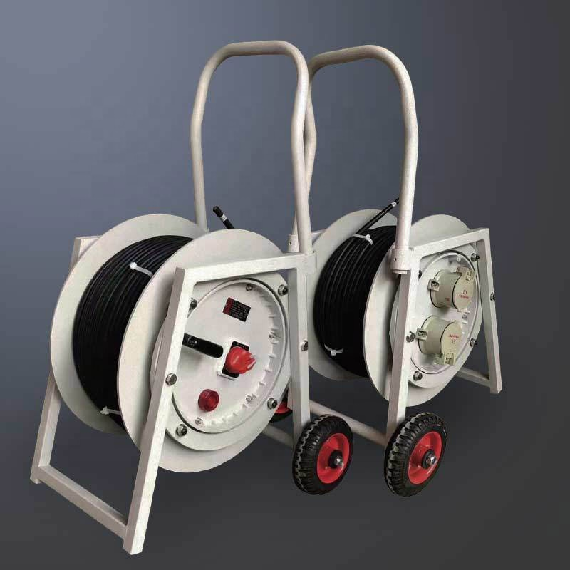 Flame-proof cable reel Move cable reels for service Explosion-proof coil Explosion-proof wire tray Industrial
