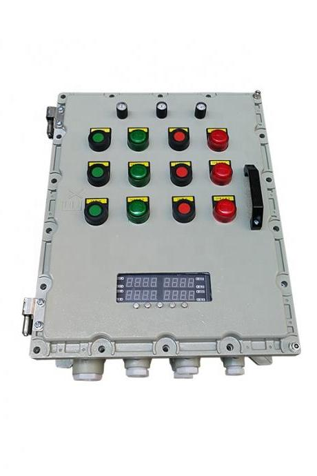 Explosion-proof distribution box customized explosion-proof control box wiring meter box power lighting distribution cabinet