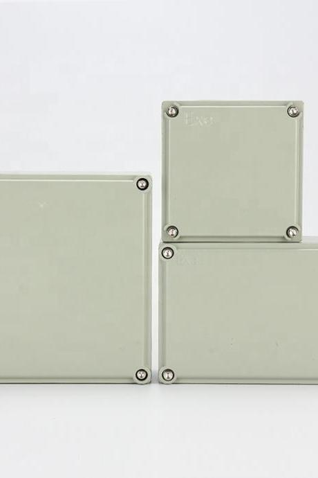 Explosion-proof box 200*200 empty box explosion-proof junction box 135*135 has a certificate